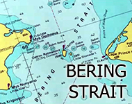 Mike Laird | Two-way crossing of the Bering Strait