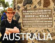 Mike Laird | Australia - Retracing the steps of Burke and Wills