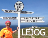 Land's End to John O'Groats